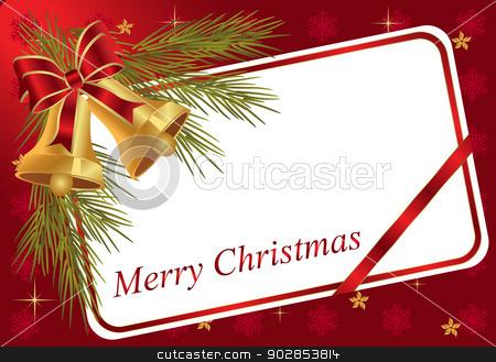 Christmas Card Stock Vector
