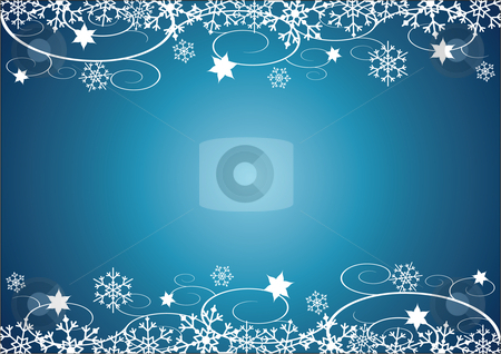 Christmas New Years Background Stock Vector