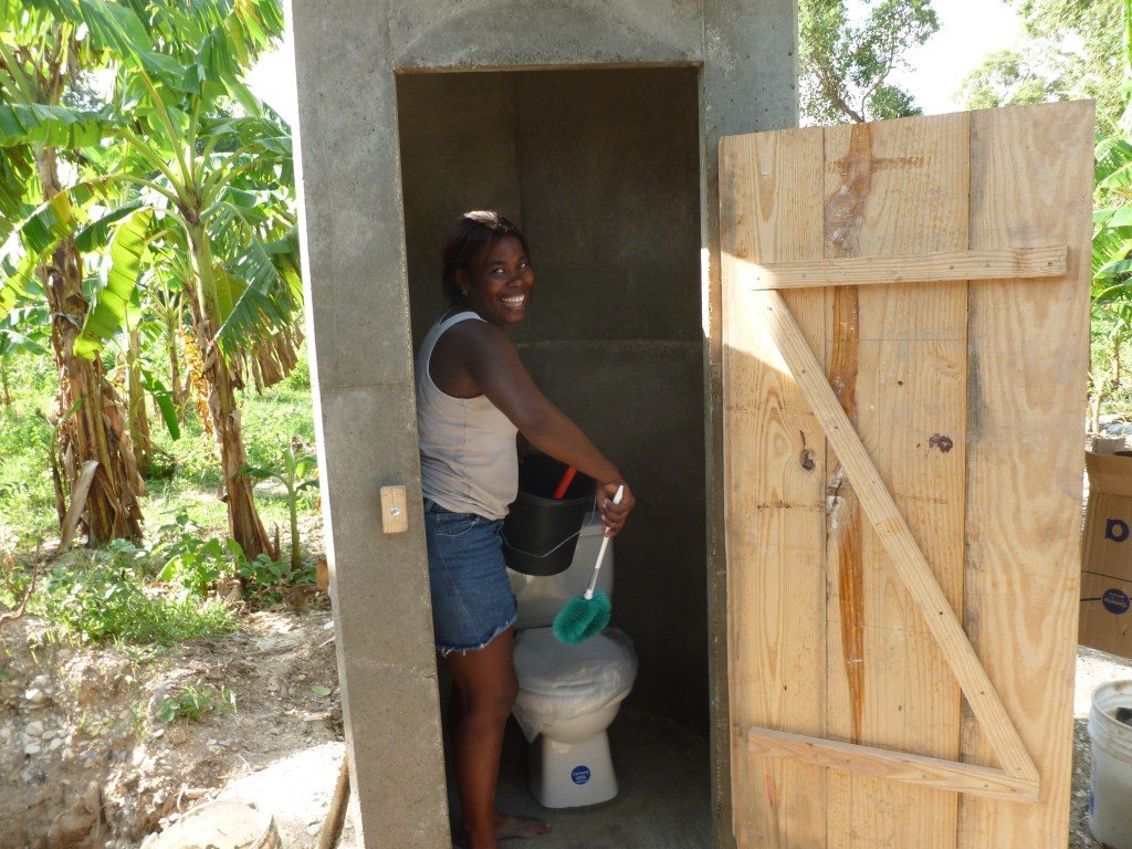 Adequate Sanitation