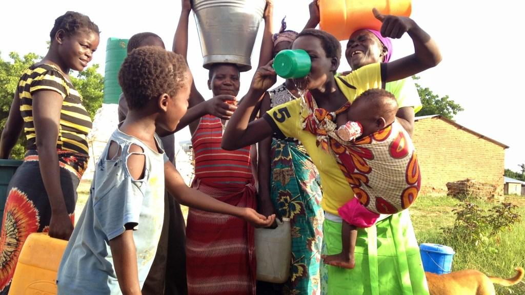 Malawi Floods | Joy with Water