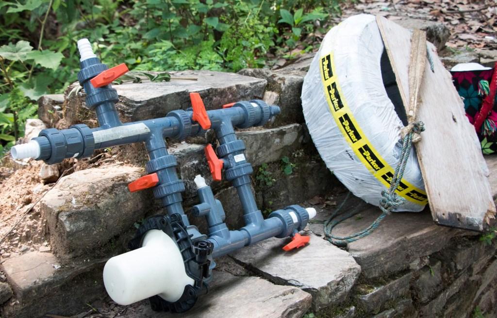 Chlorinator and equipment for Keura community | Nepal Earthquake