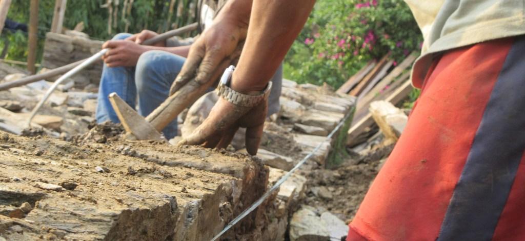 building Keura back | Nepal Earthquake