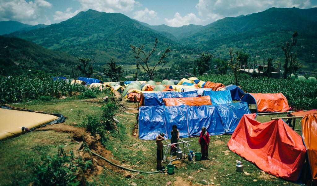 Water Mission in Nepal - Sean Sheridan