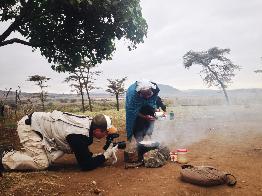 Water Mission and In Touch Ministries capture the story of Enariboo, Kenya.
