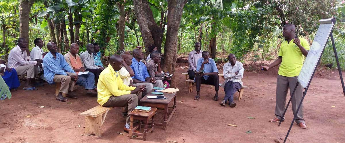 WASH Training Conference in Kabira, Uganda