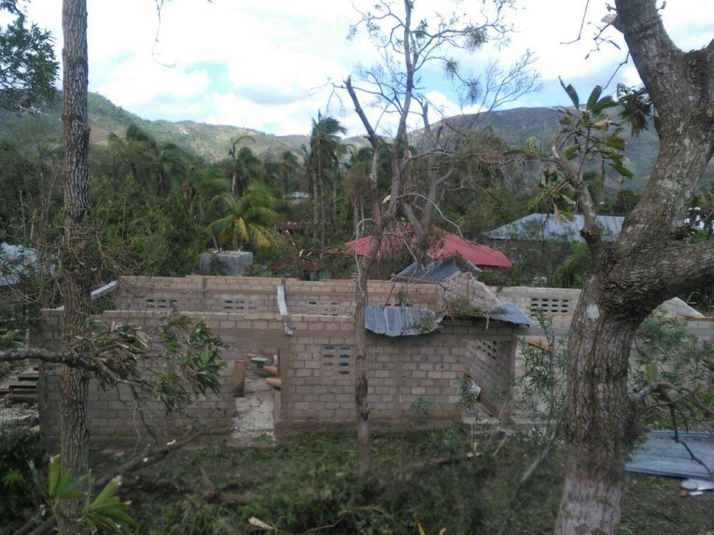 Hurricane Matthew leaves devastation in Haiti | Water Mission