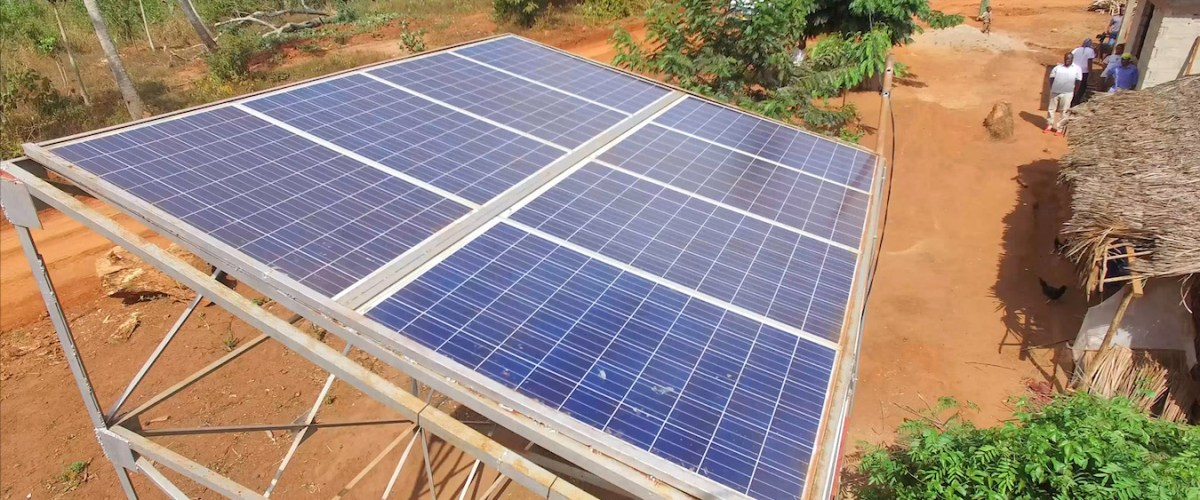 Solar to Power Largest Sustainable Water Treatment Project in
