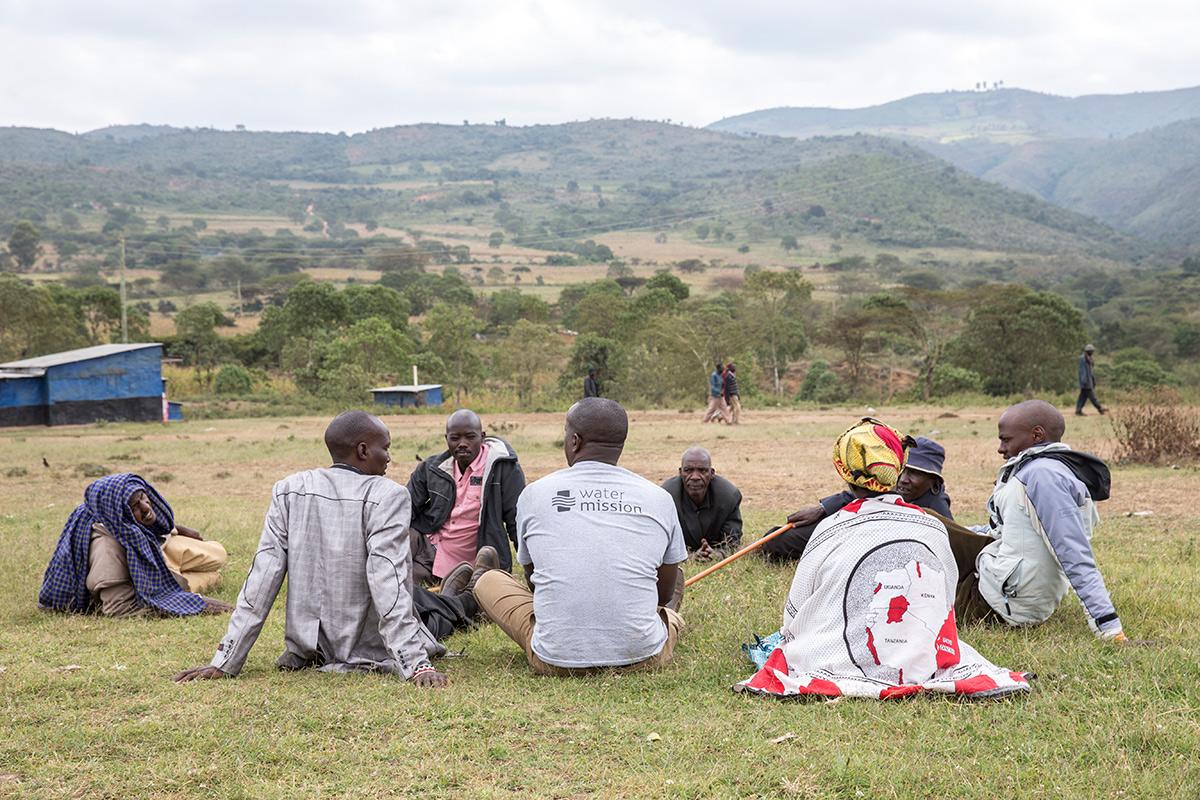 Safe Water Committee in Kenya
