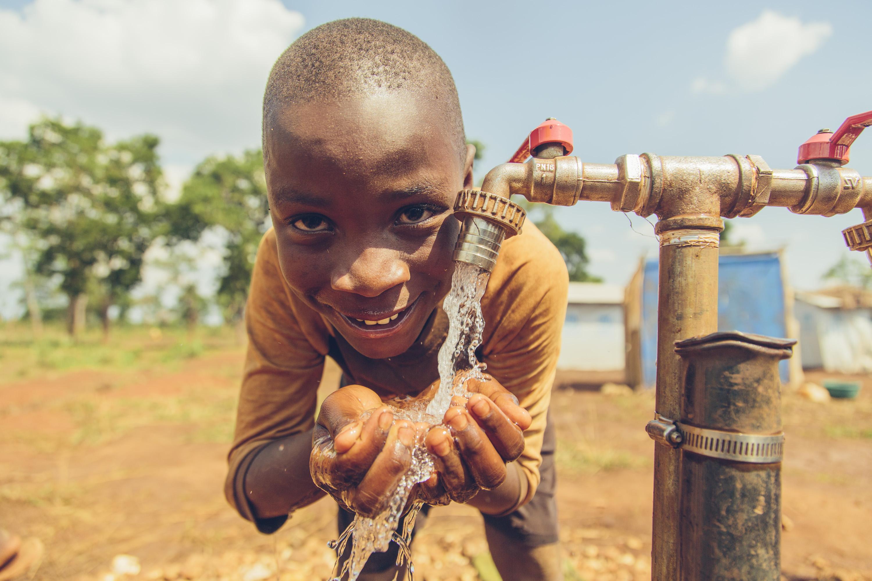 Safe water in Tanzania