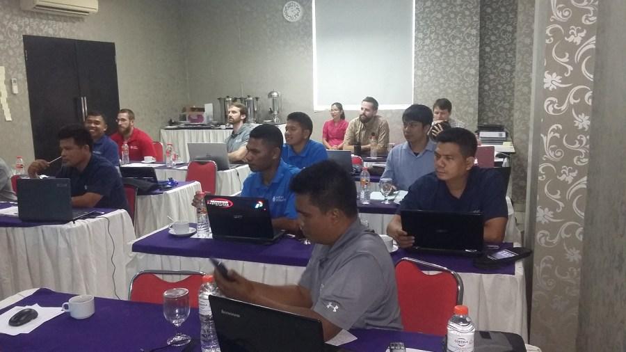 2018 Indonesia Workshop