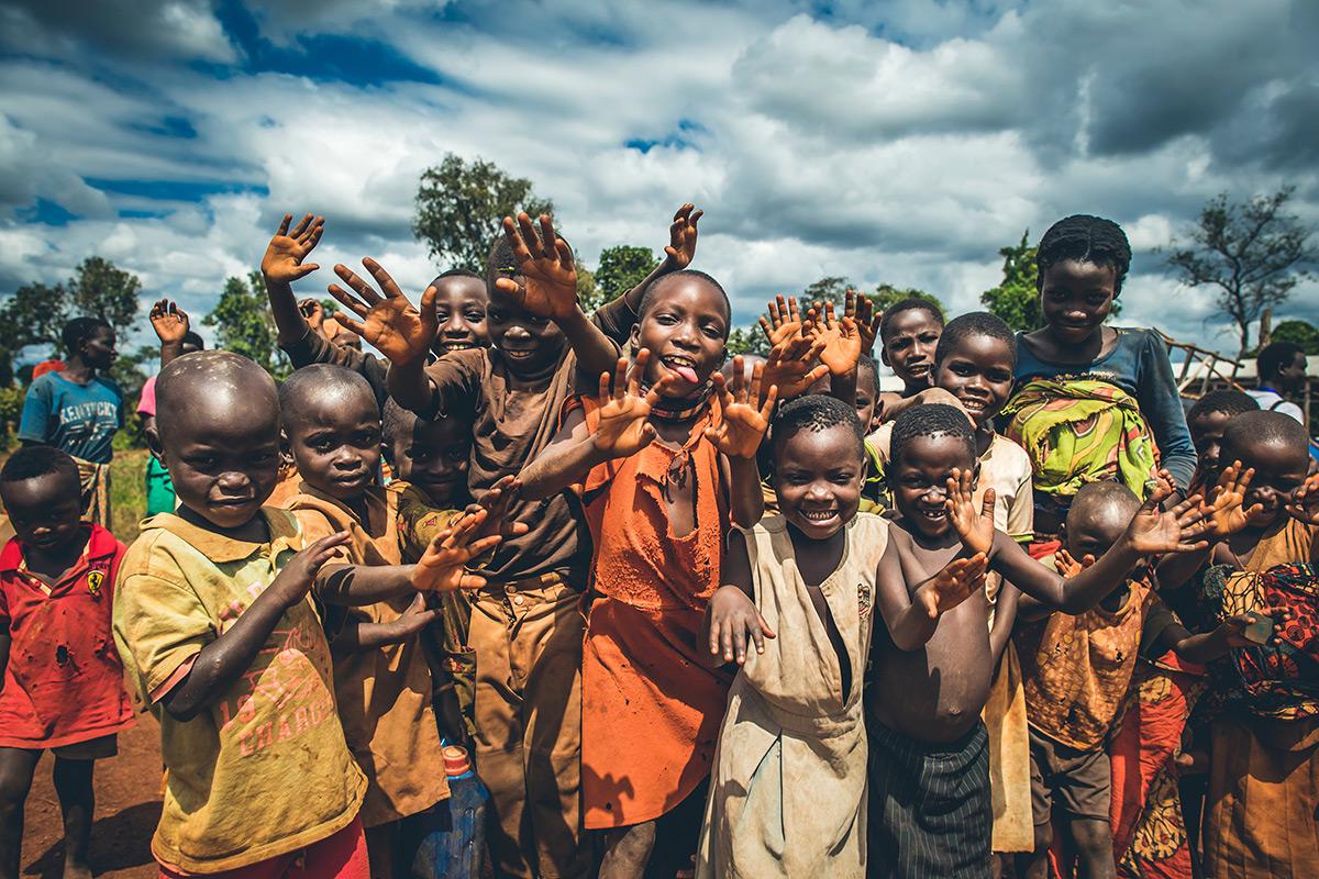 Celebrating safe water in Tanzania