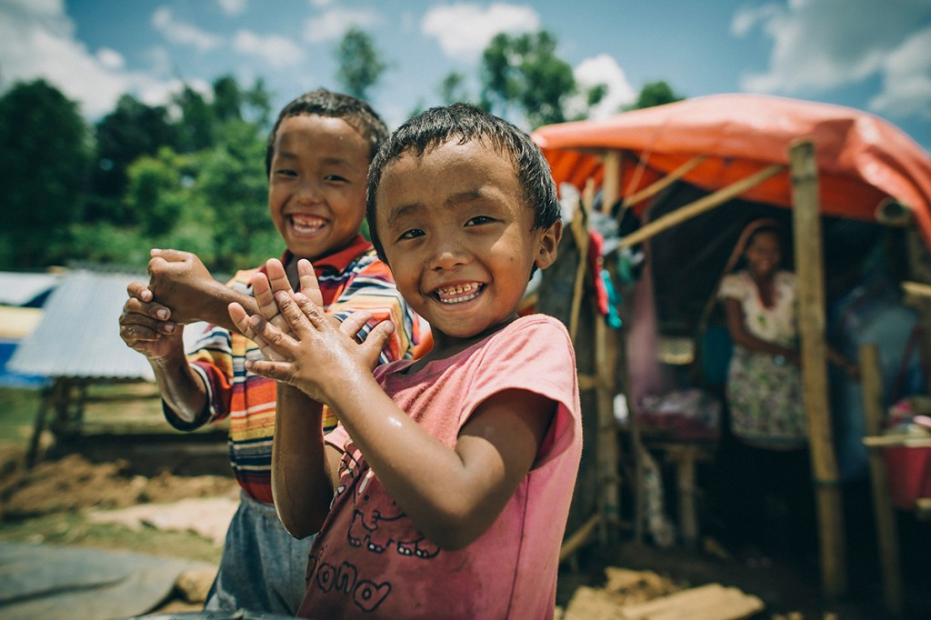 Safe water in Nepal