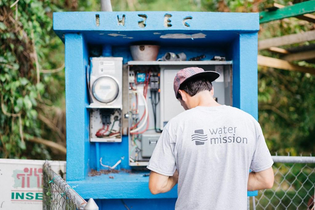 Restoring power in Puerto Rico