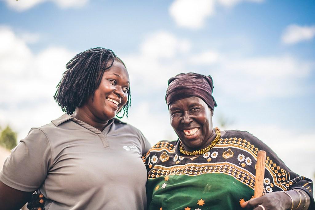Susan Audo, Water Mission Uganda