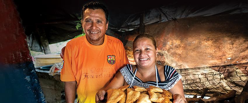 Raul and Reina