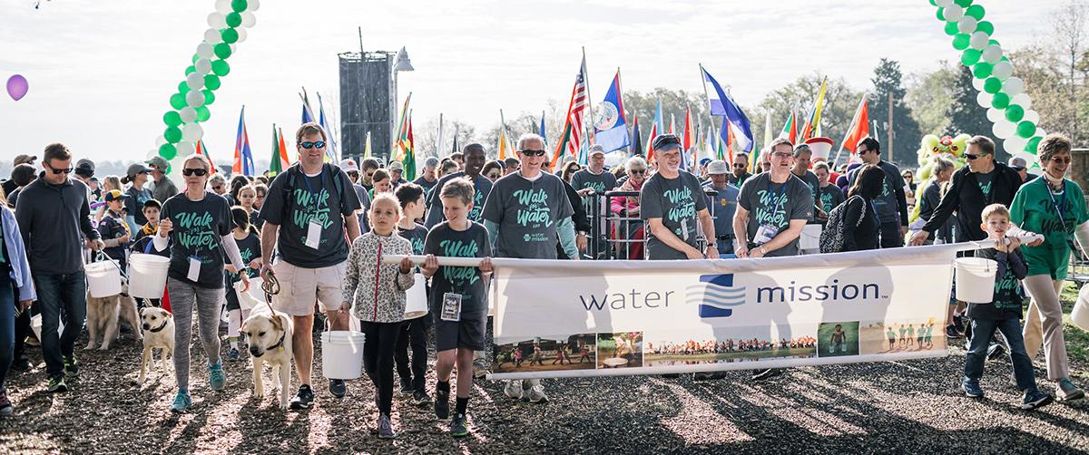 Charleston Walk for Water