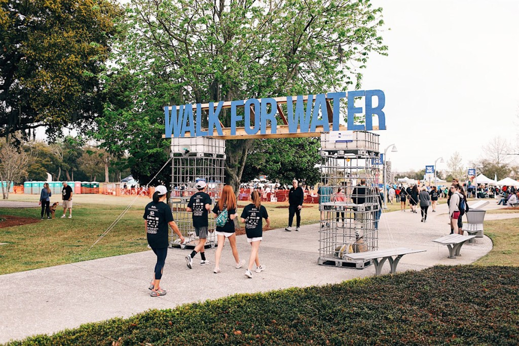 2019 Charleston Walk for Water