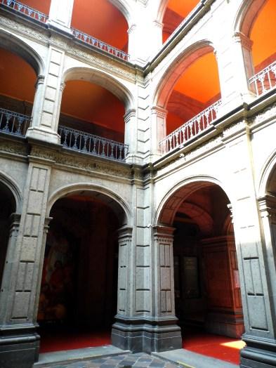 Arch Escuela San Ildefonso