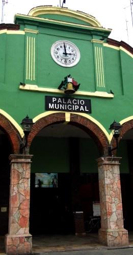 Arch Palacio Municipal