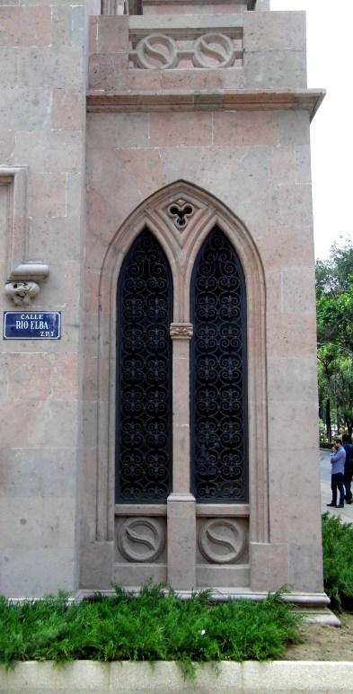 Door Calle Rio Elba