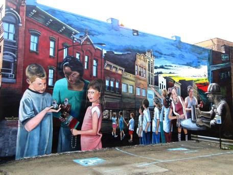 Southside Kids Mural