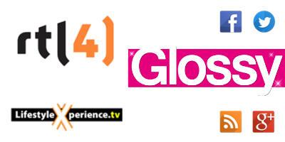 In de media RTL4 en Glossy WaterOntharder
