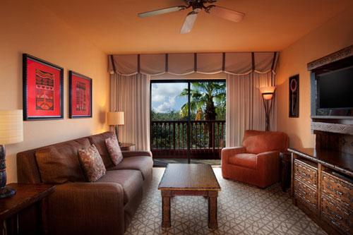 Disney Animal Kingdom Villas Jambo House Lodge