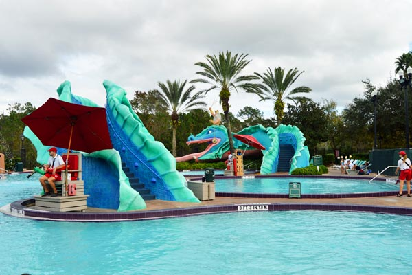 Hotels Near Universal Studios Orlando With Water Slides