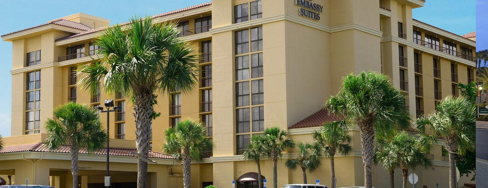 Front View of the Embassy Suites North Altamonte 960