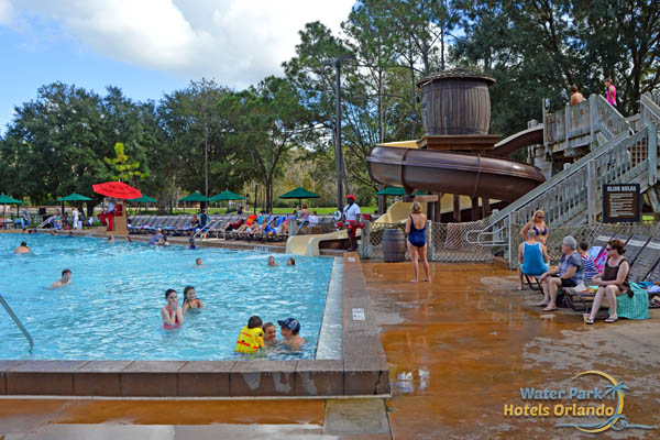 Disney S Fort Wilderness Campground Pool 2 Pools Amp Water