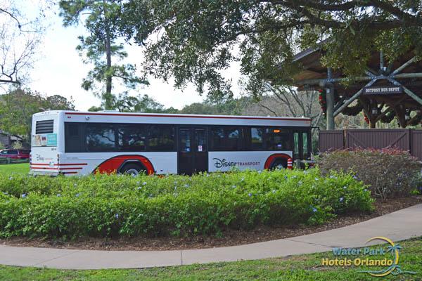 Disney Fort Wilderness Resort And Campground Shuttle Service