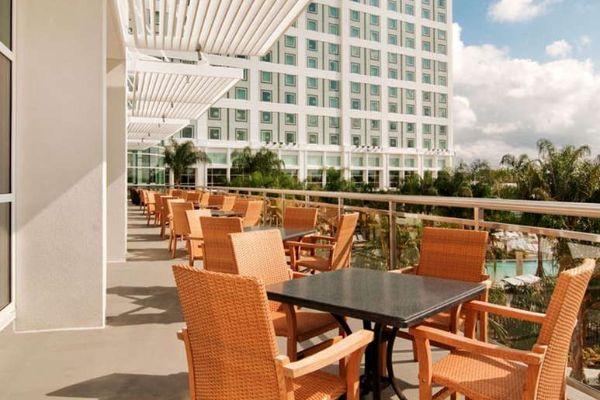 Hilton Orlando Destination Parkway Dining