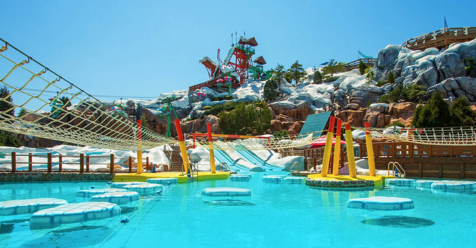 blizzard beach reopened last weekend and i was nearly crying happy tears. Blizzard Beach Kids Area Tike S Peak Ski Patrol