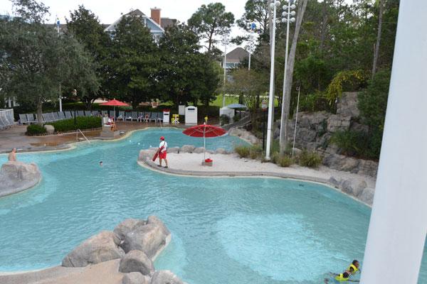 Disney Beach Club Resort Pools Water Park Hotels Orlando