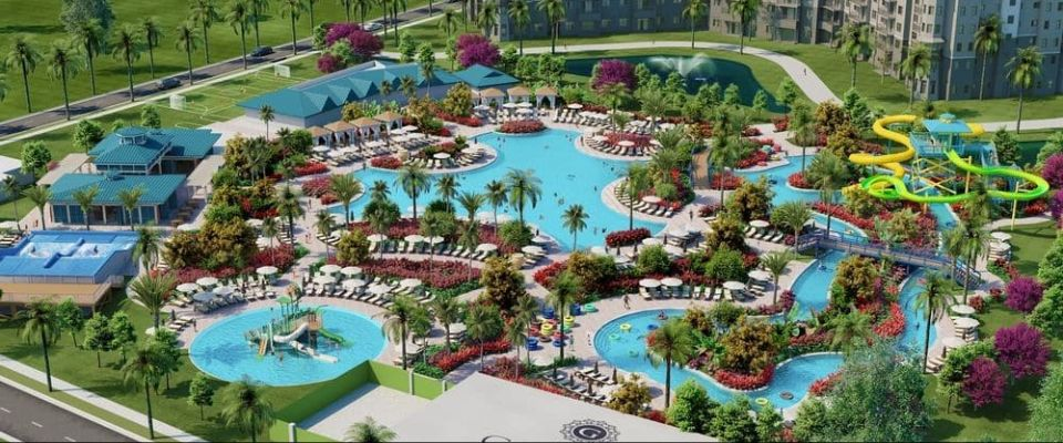 The Grove Resort Orlando Surfari Water Park