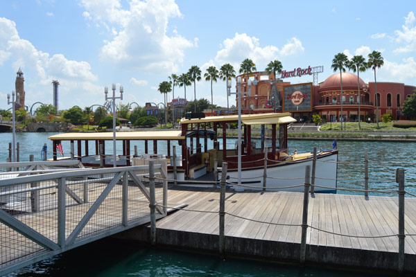Loews Portofino Bay Resort Shuttle Service