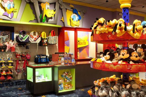 Disney Store at the Wyndham Disney Springs Resort