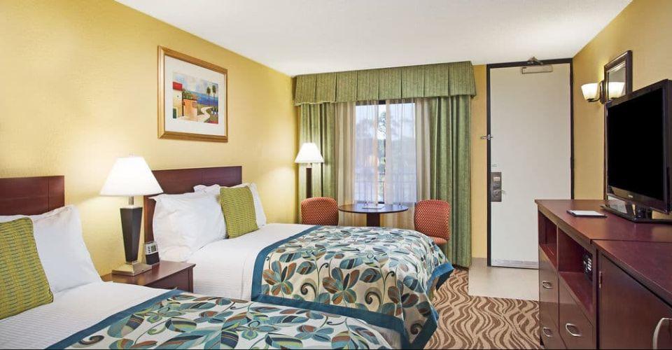 Wyndham Garden Lake Buena Vista Double Bed Rooms