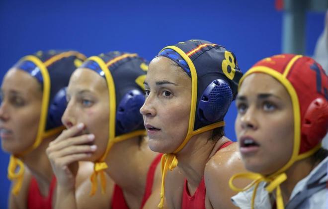 La capitana de la selección española hace una valoración de los Juegos / EFE