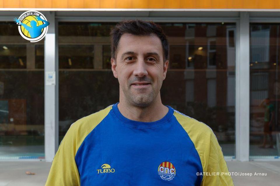 Tato García valoró el inicio de temporada en WATERPOLISTA.com / JOSEP ARNAU (ATELIER PHOTO)