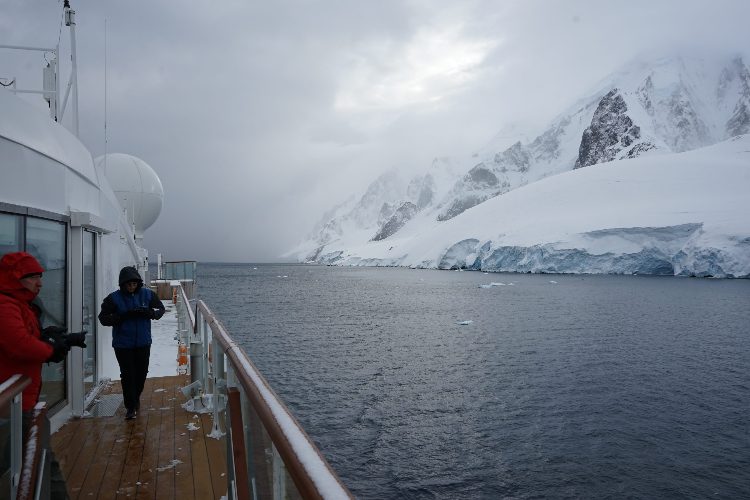 Antarctica Cruise Lemaire Channel