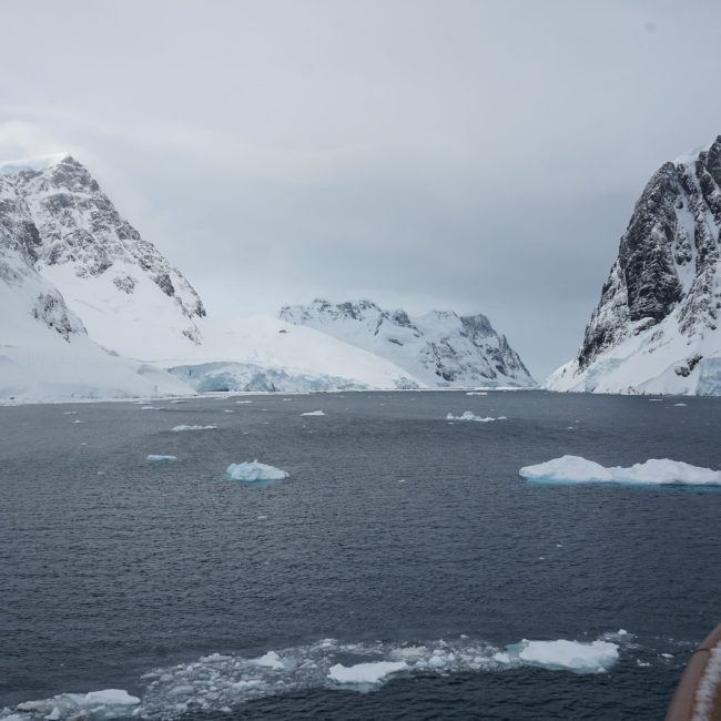 Lemaire Channel Antarctica Cruise