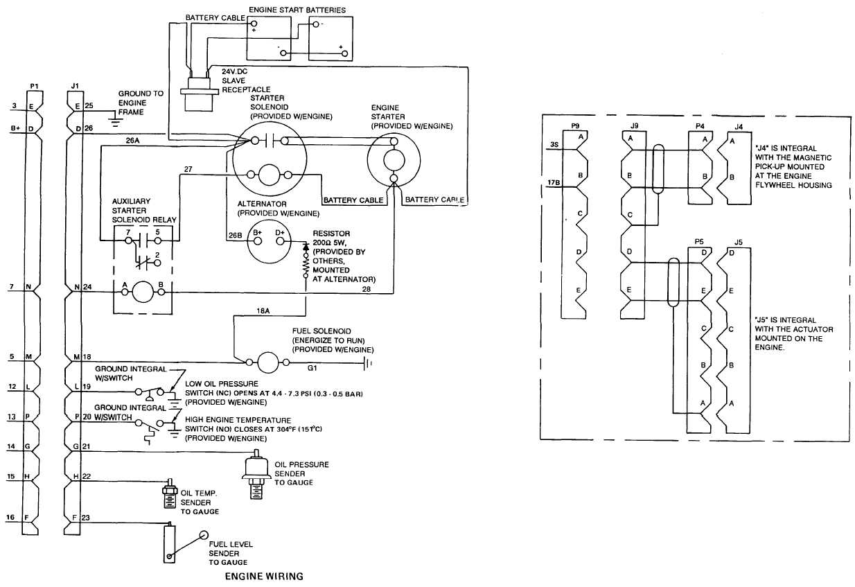 Kohler Ch25s Wiring Diagram Library 4kw Marine Engine Electrical Somurich Com Charging