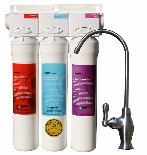 Watts Premier 531130 Water Filtration system – Why Choose Watts