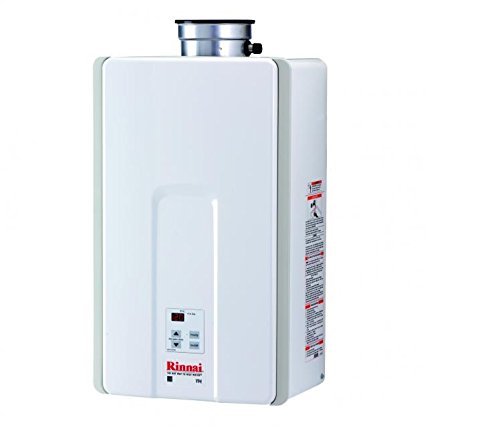 Rinnai V65IN 6.6 GPM Indoor Low NOx Tankless Natural Gas Water Heater