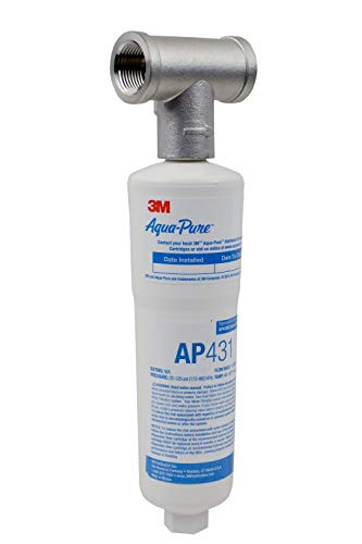 3M Aqua-Pure Whole House Scale Inhibition Inline Water System AP430SS