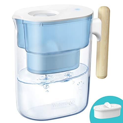 Waterdrop Chubby 10-Cup Water Filter Pitcher