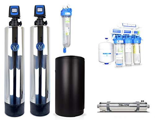 WECO COMP-1252 Complete Whole House City Water Treatment System