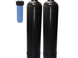 Water Filter and Salt Free Water Softener (7+ Bathrooms)
