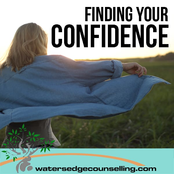 Finding Your Confidence Banner